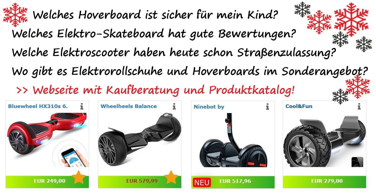 hoverboard mini segway elektro scooter hoverboards. Black Bedroom Furniture Sets. Home Design Ideas